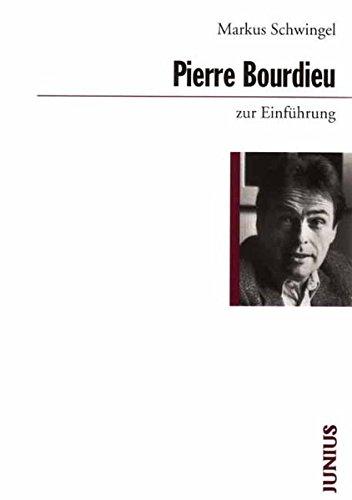 Pierre Bourdieu zur Einführung