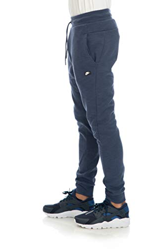 Nike M NSW Optic jggr, Pantalon Homme L Midnight Navy