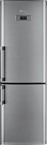 Bauknecht KGE 350 ProFresh A+++ IN Kühl-Gefrier-Kombination / A+++ / Kühlen: 223 L / Gefrieren: 111 L / Edelstahl / Hygiene+ Filter / StarLight - LED-Beleuchtung