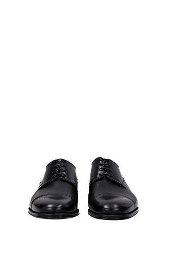 BALLY Chaussures à Lacets Homme - (TAYSON1206193626) EU Noir