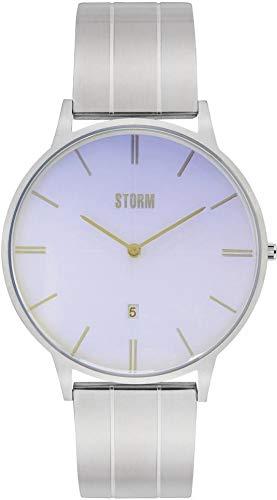 Storm London XORENO Ice Blue 47387/IB Reloj de Pulsera para Hombres
