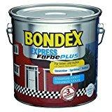 Bondex Express Farbe Plus Montana 484 / 2,5 Liter