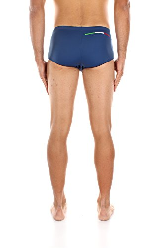 2752492P29504433 Armani Emporio Costumi Uomo Poliammide Blu Blu