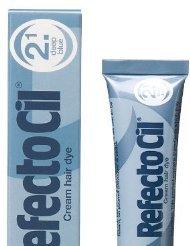 Refectocil Cream Hair Dye Deep Blue 0.5oz by RefectoCil