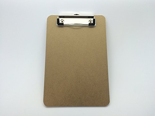pack-of-3-a5-quality-wooden-clipboard-with-hanging-hole