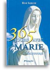 365 jours avec marie par René Lejeune