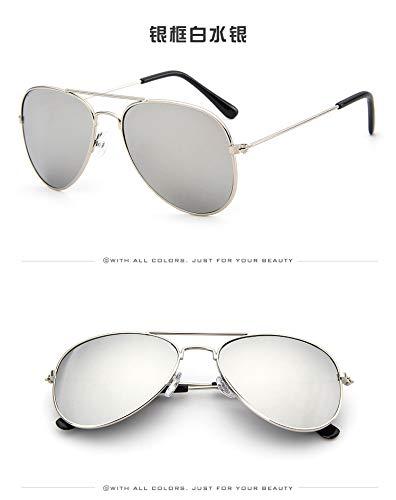 TYJYY Sunglasses Children Goggle Girls Alloy Sunglasses Hot FashionBoys Girls Baby Child Classic Retro Cute Sun Glasses