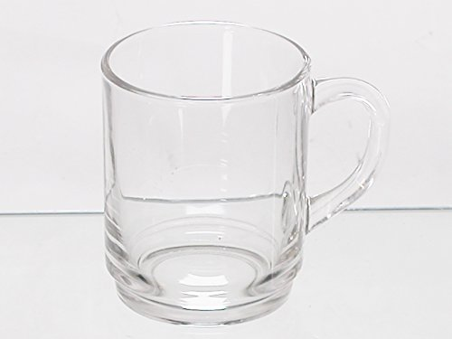 ARC 61875 Tasse en Verre trempé empilable, 25 cl