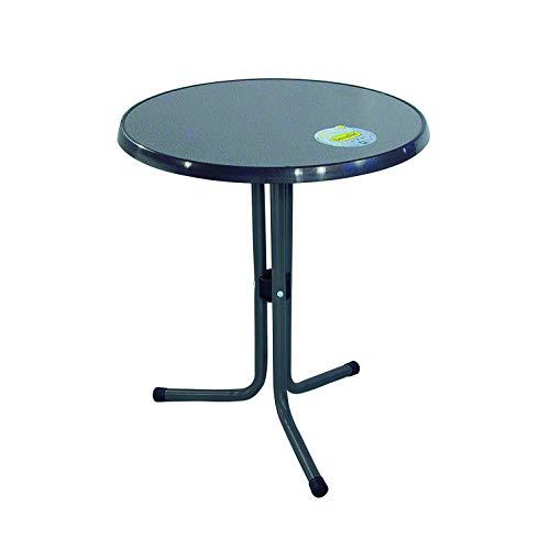 Tisch Esstisch Bistrotisch rund Ø 60x70cm Bartisch Gartentisch Terrasse Balkon