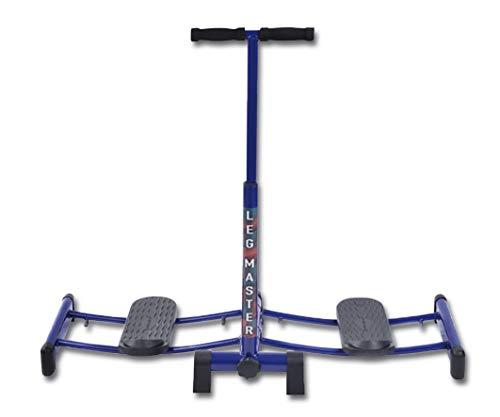 rovera leg master totalbody, attrezzatura per il fitness unisex - adulto, blu, taglia unica