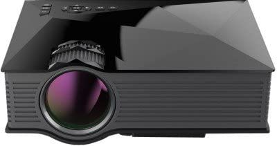 UNIC 1200lm LED Corded Portable Projector