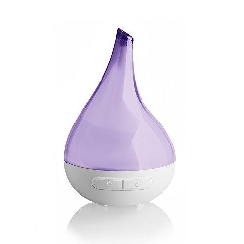 Diffuser BLOOM lavendel Raumbedufter elektrisch Höhe 22 cm