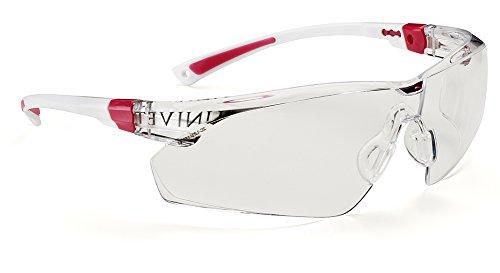 Univet 506 Ladies Safety Glasses Pink Frame Work Specs by Univet Optical Technologies