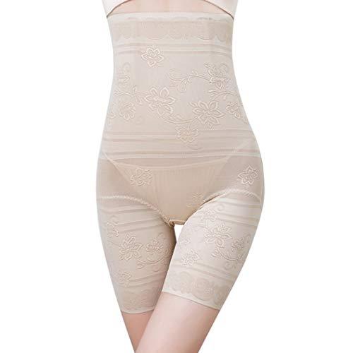 FENTINAYA Hohe Taille Abnehmen Butt Lifter Frauen Körper Taille Trainer Korsett Slimmerbelt Boyshort Shapewear -