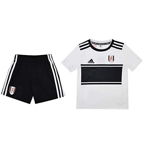 Adidas Mini-Kit Third niño 18-19, Naranja, 18-24M EU