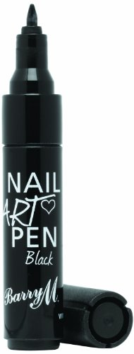 Barry M nail art penne precisione - Nero