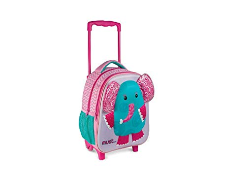 Diakakis 000579341 - Bolsa para Carrito de bebé, Diseño 3D, 27 x...