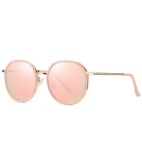CCGSDJ Marke Design Katzenauge Polarisierte Sonnenbrille Frauen Polarisierte Sonnenbrille Uv400 Weibliche Rosa Shades Oculos Gafas Feminino