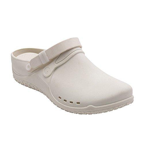 Scholl ,  Sabot/sandali donna Bianco bianco Bianco (bianco)