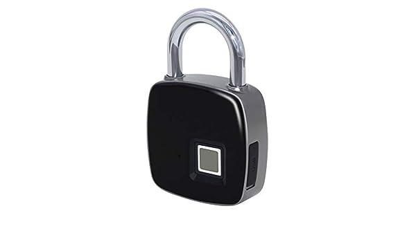 eab0f1ea312e Buy certainPL Waterproof Fingerprint Padlock Smart Bluetooth ...