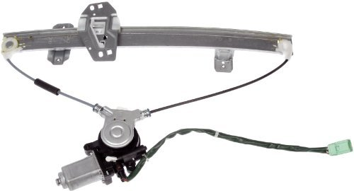 dorman-748-672-acura-rl-driver-side-front-power-window-regulator-with-motor-by-dorman
