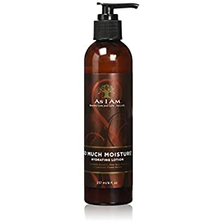 As I Am So Much Moisture Hydrating Lotion, 8 oz.