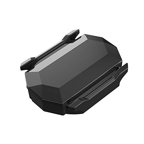 TianranRT Radfahren ANT+Bluetooth Kabellos Geschwindigkeit Trittfrequenz Sensor für Garmin Bryton Fahrrad GPS