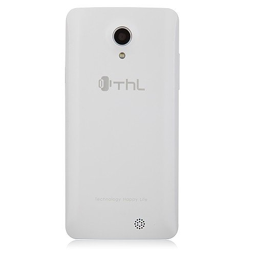 THL T5S SmartPhone Android 4 2 OS MTK6582 Quad Core WCDMA 3G 4 7 inch QHD Screen-Black  White