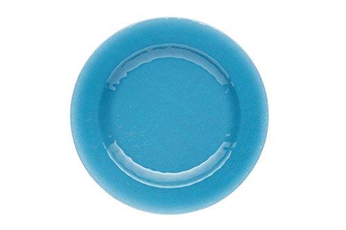 Azure Blau Keramik (KitchenCraft KCSMDPLATEBLU
