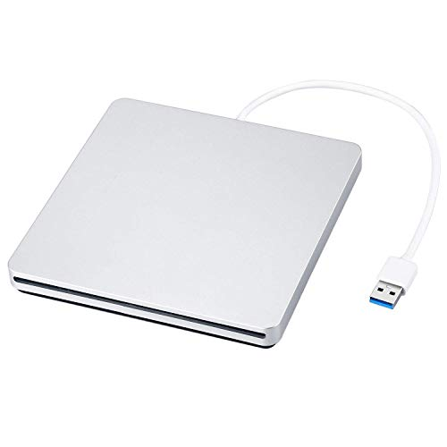 Dell-xp-laptop-notebooks (LHXHL USB 2.0-Schnittstelle DVD-RW CD/DVD-Brenner externes DVD-Laufwerk für Apple MacBook/Laptop/Desktop Windows 2000 / XP/Vista / 7/8 / 8.1/10, Mac OS (Plug-and-Play))