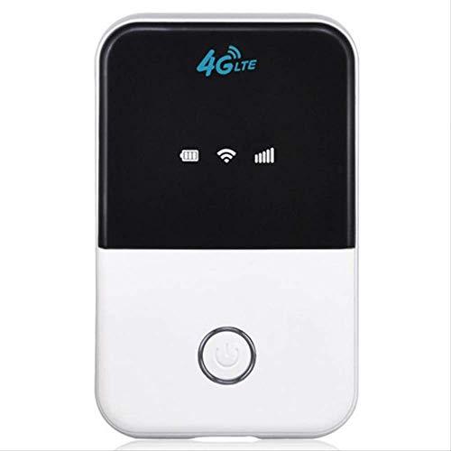 PMWLKJ 4g WiFi Router Tragbares Auto Mobiler WiFi Hotspot Drahtloses Breitband Entsperrtes Modem 4g Extender Repeater