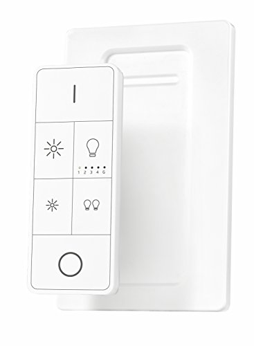 Trust AYCT-202 Botones Color blanco - Mando a distancia (Color blanco, Smart home device, Botones, 30 m, CR2450, Caja)