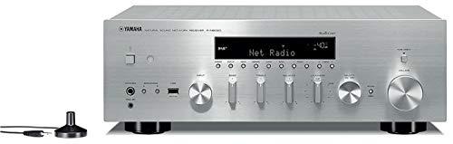 Yamaha R-N803D - 2.1 AV-Receiver (290 Watt, Bluetooth, Wi-Fi, DAB+, DLNA)