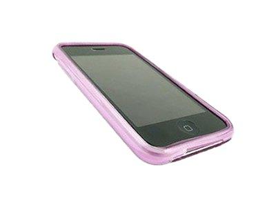 Apple iPhone 3G, 3GS Purple Flexible & Durable Soft TPU