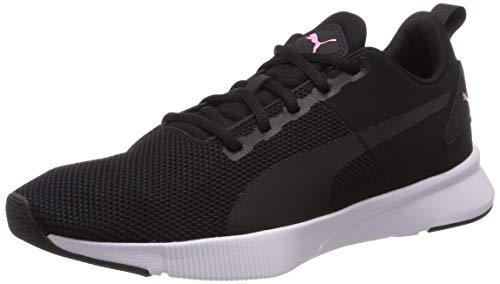 Puma Unisex-Erwachsene Flyer Runner Laufschuhe Schwarz Black-Pale Pink, 38 EU