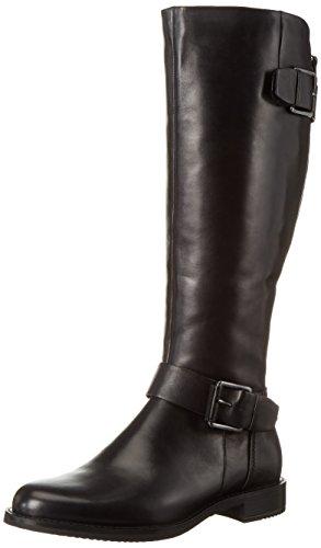 ECCO Shape 25, Stivali da Equitazione Donna Nero (BLACK1001)