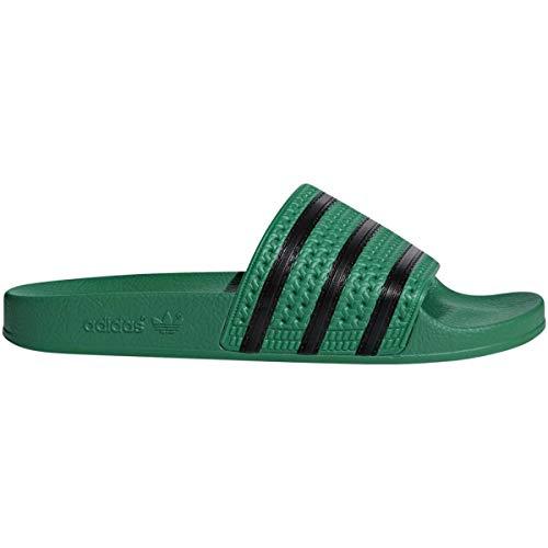 Adidas Adilette, Herren Pantoffeln, Mehrfarbig (Verfue/Negbás/Verfue 000), 48 1/2 EU (13 UK) (Retro Jordans 13)