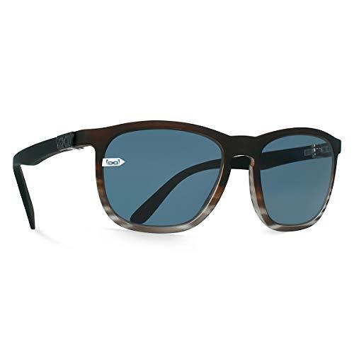 gloryfy unbreakable eyewear Gi13 Soho Sun Stripes Grey Sonnenbrille, grau, One Size