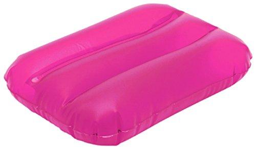 Aufblasbares Schwimmkissen - Strandkissen (pink)