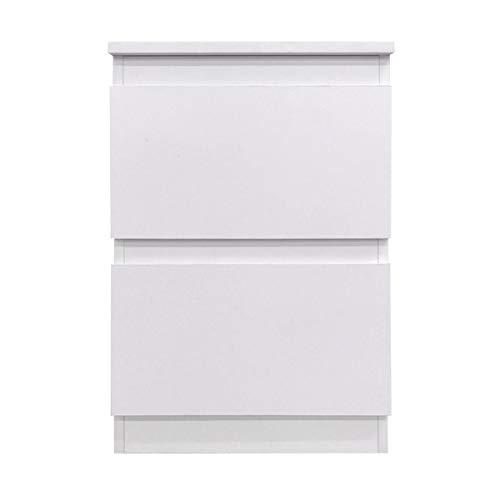 Artic Möbel Kleiderschrank, Kommode, Brust, Bücherregal, weiß -