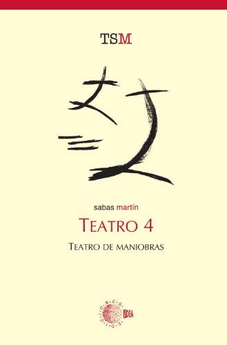 Teatro 4. Teatro De Maniobras por Sabas Martin