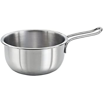 Prestige Prima Stainless Steel Sauce Pan, 14cm