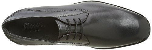 Sioux Boyd, Cheville Chaussures Lacées Homme Noir (Schwarz)