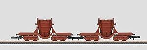 Märklin Crude Iron Car Set - partes y accesorios de juguetes ferroviarios (Wagon, Märklin, Marrón)