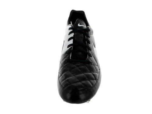 Nike 631521-010, Scarpe da Calcio Uomo (- Schwarz (Black/White-White))