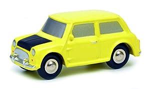 Schuco 450133700 Piccolo Mini Mr. B, Amarillo 450133700-Piccolo, vehículo de modelismo
