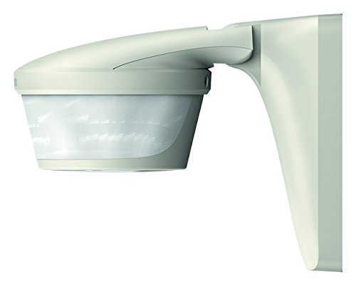 Theben 1019610 Luxa P300 KNX WHKNX Bewegungsmelder für Wand-, Decken- oder Eckmontage, 2 Kan.- Lichtst, 300°, max. 16 m, IP 55