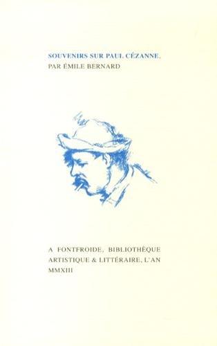 Souvenirs sur Paul Cézanne