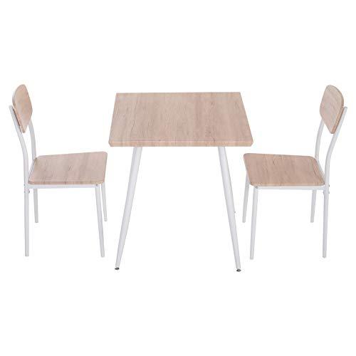 Kleiner Esstisch Mit 2 Stühlen Test • [Vergleich 2019] 7 ...