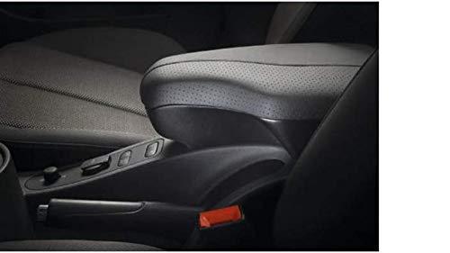 Seat Armlehne Leon Schwarz mit roter Maserung - 1P1061000A